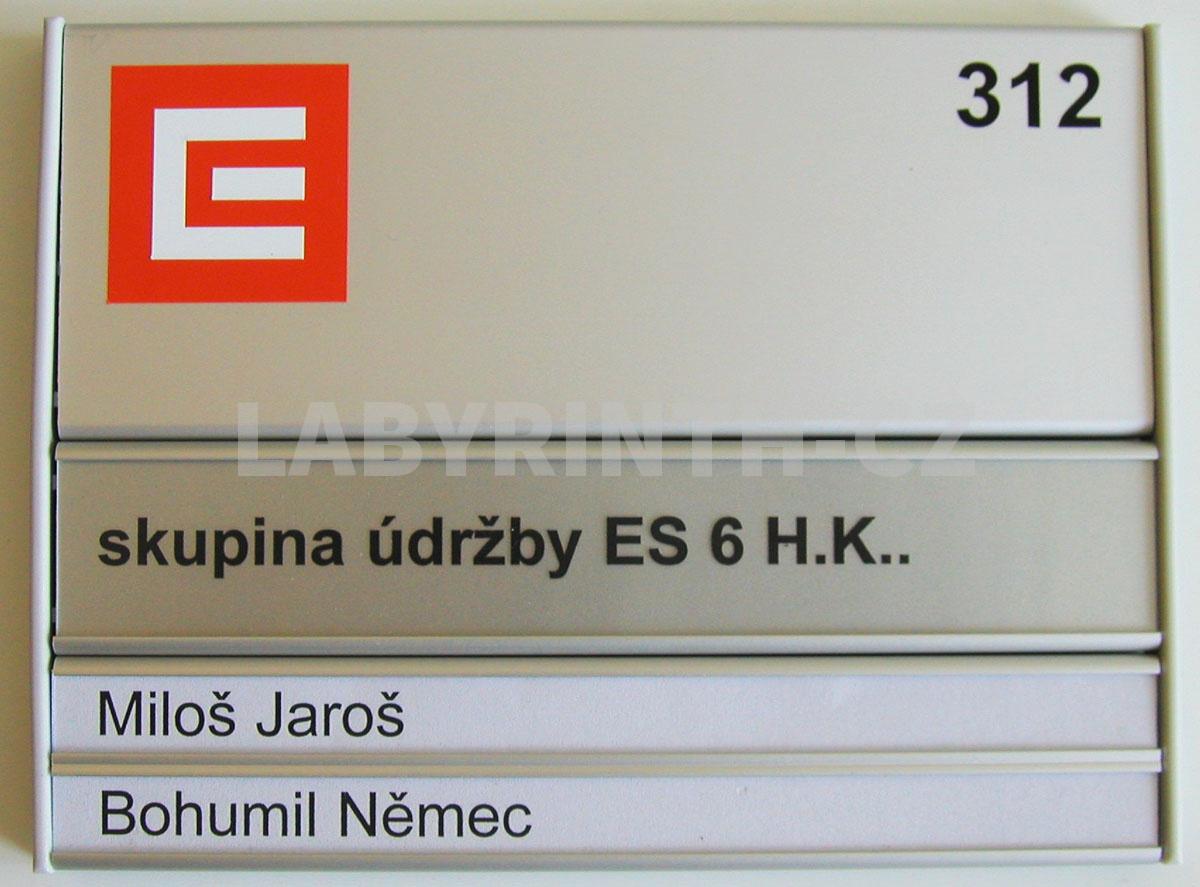 Štítek pro 2 jména (ČEZ Hradec Králové) ee51f9873b